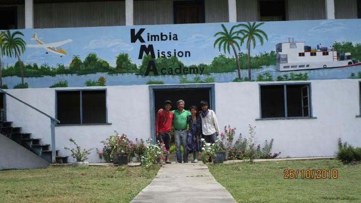 KIMBIA SCHOOL